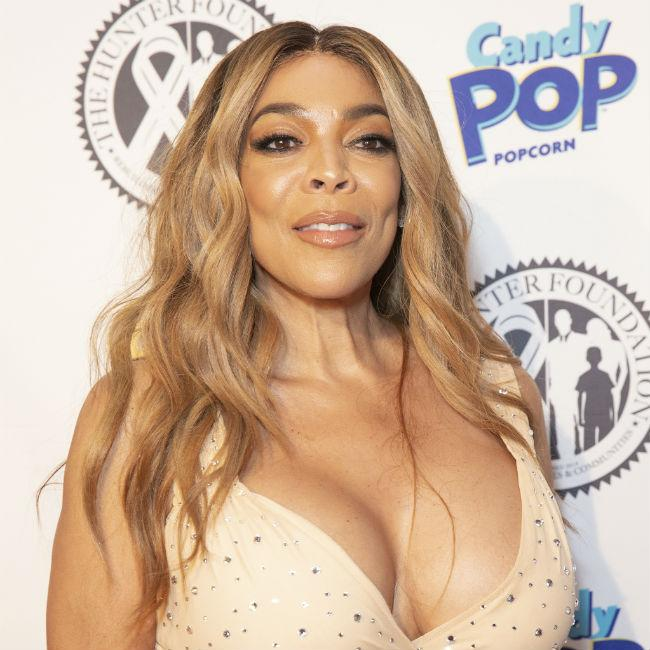 Wendy Williams shutting down The Hunter Foundation