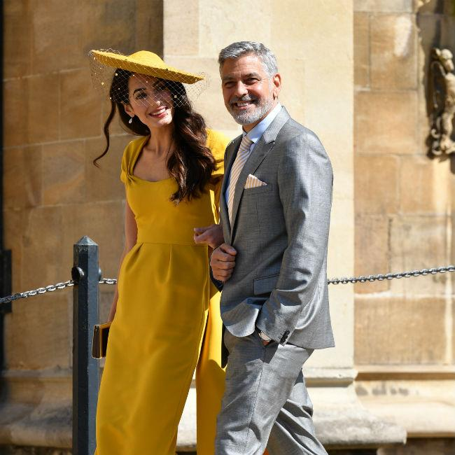 George Clooney quips about royal baby 'stealing his thunder' on birthday