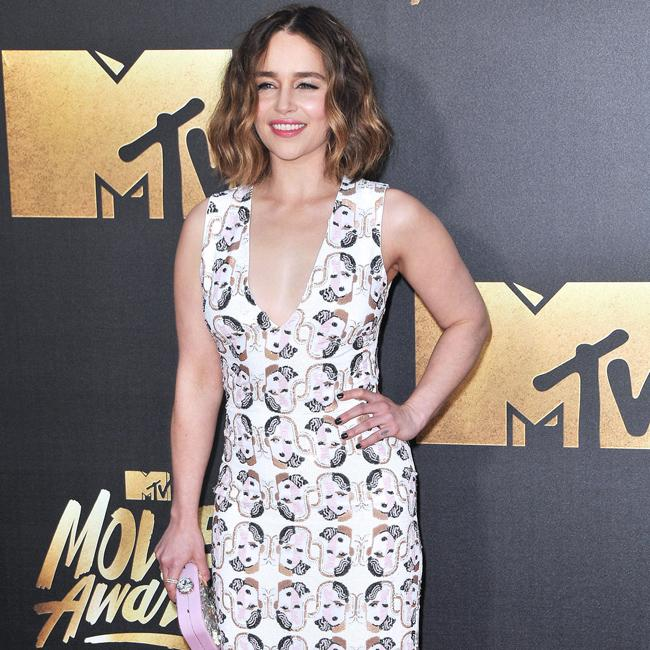 Emilia Clarke thanks fans after $44k charity donation
