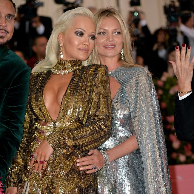 Rita Ora loved flirting with waiters at Met Gala