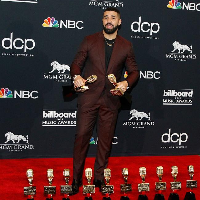 Drake wins big at Billboard Music Awards 2019