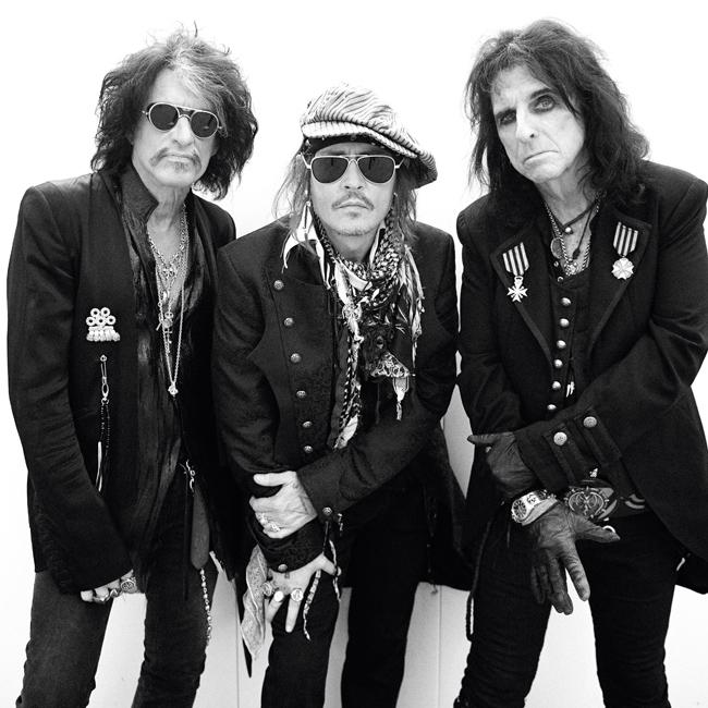 Hollywood Vampires release fan favourite The Boogieman Surprise