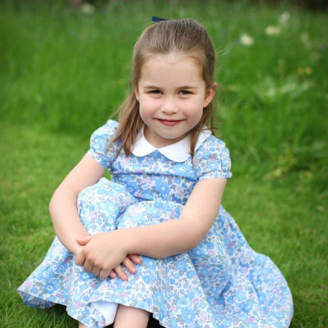 Princess Charlotte joins brother George's private school