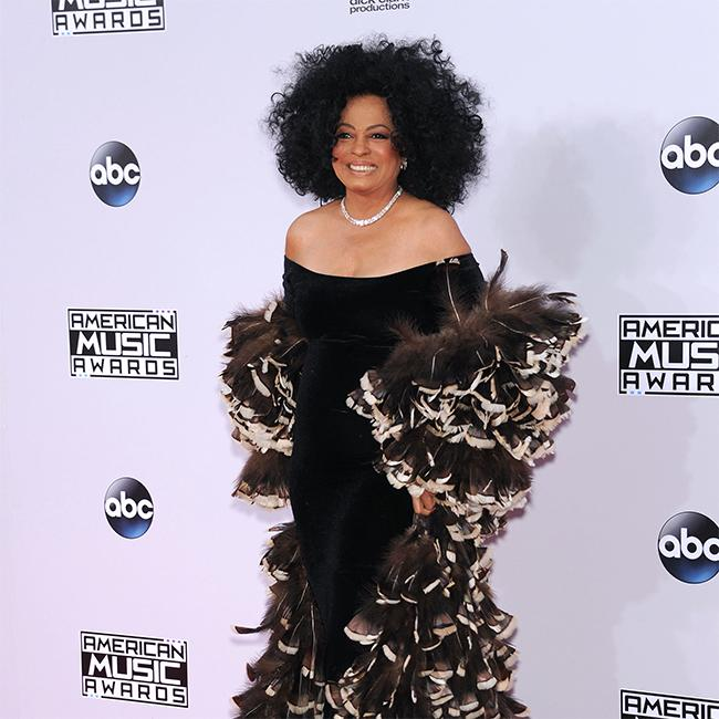 Diana Ross 'violated' by airport security