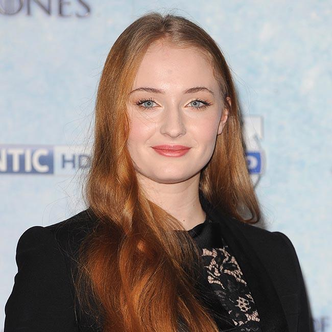 Sophie Turner reassured 'afraid' Tye Sheridan