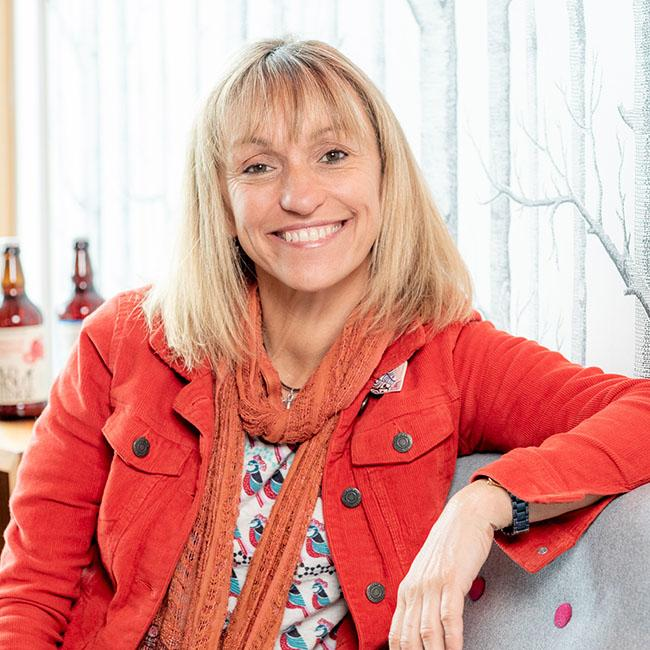 4a7814c65b0b2 Michaela Strachan could use Strictly Come Dancing to spread conservation  message