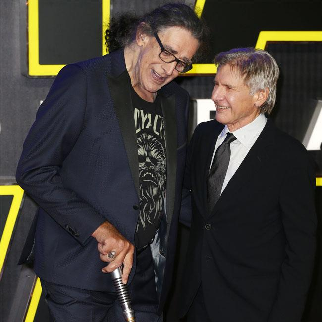 Harrison Ford pays tribute to late Peter Mayhew