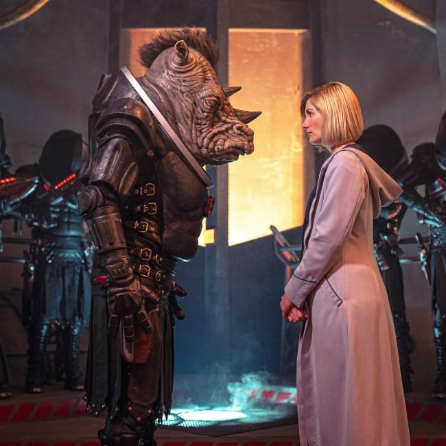 The Judoon will return to Doctor Who