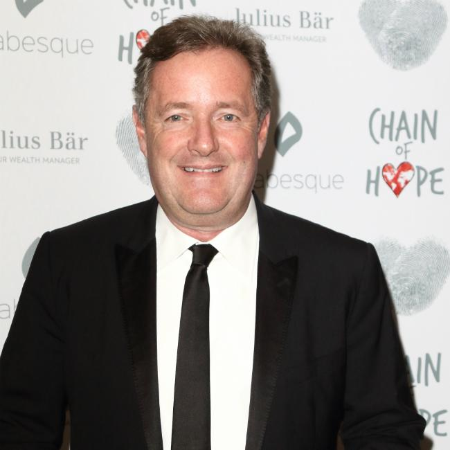 Piers Morgan 'predicts fireworks' as Lord Sugar will be guest on Life Stories