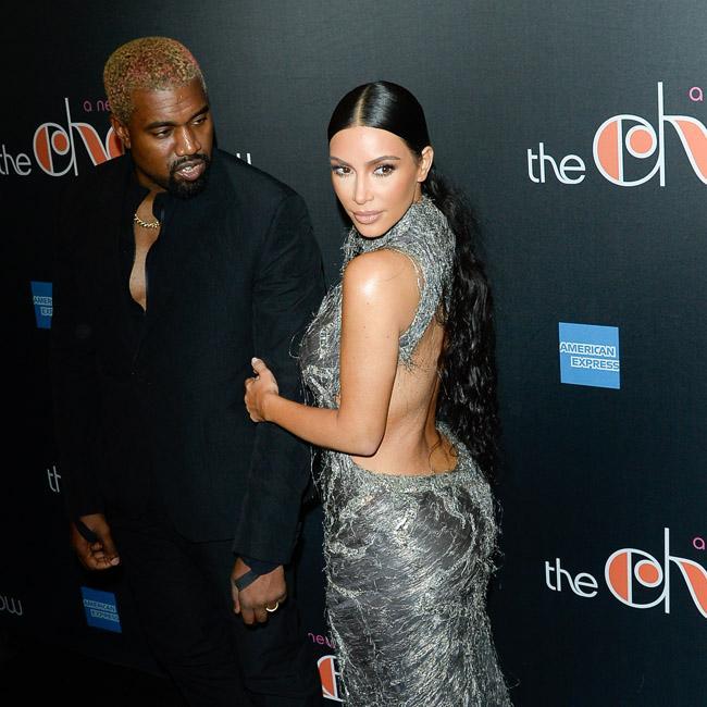 Kim Kardashian West names son Psalm West
