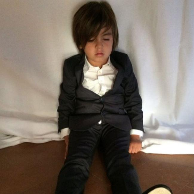 Mason Disick went missing at Kim Kardashian West's wedding