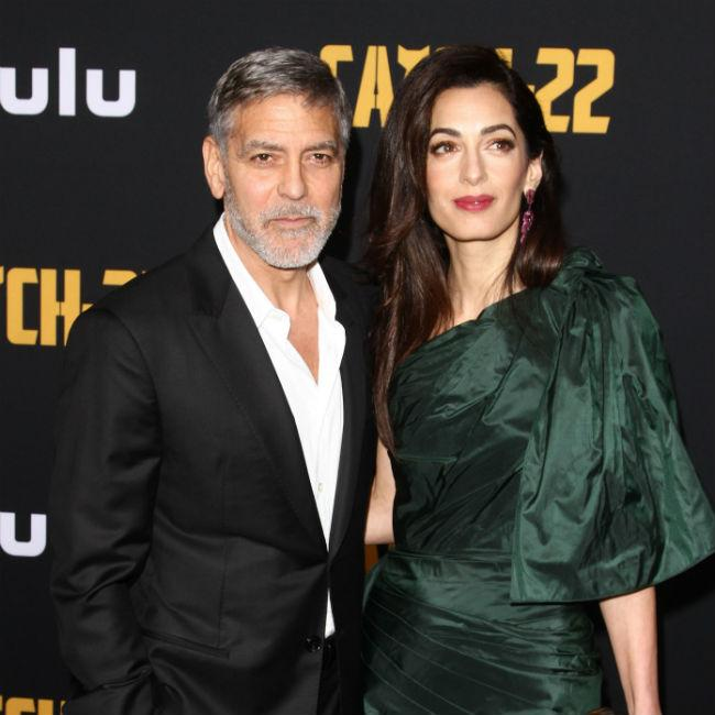 George Clooney doesn't want to be royal baby's godfather