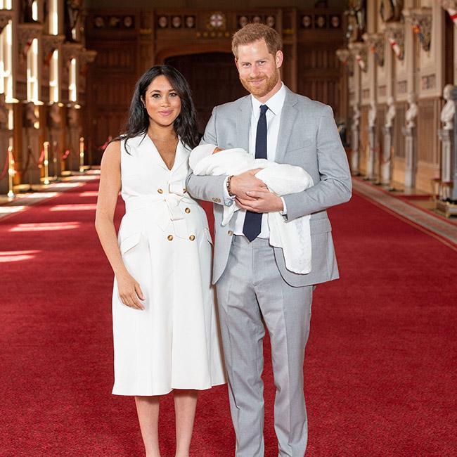 Duchess Meghan gave birth at London's Portland Hospital
