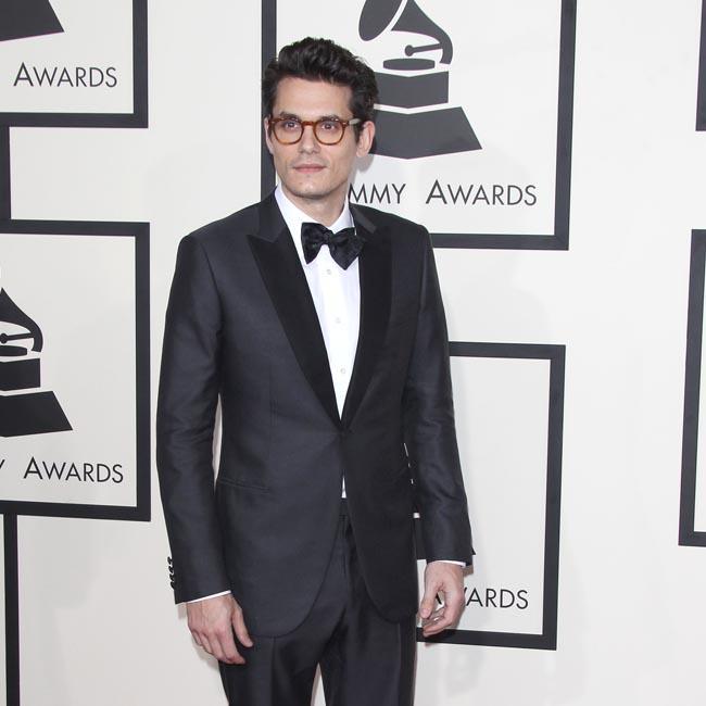 John Mayer accuses Kardashians of starting dating rumours