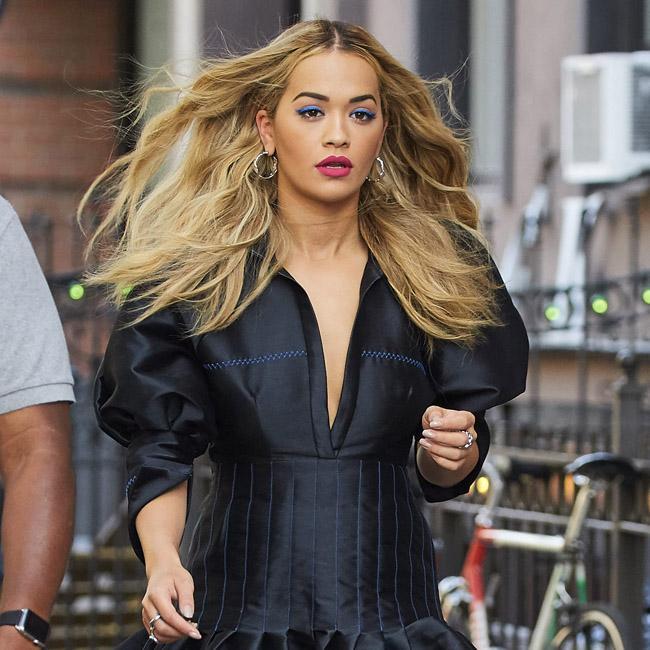 Rita Ora to sing at Soccer Aid