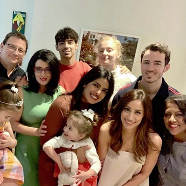 Priyanka Chopra and Sophie Turner celebrate Mother's Day with Jonas family