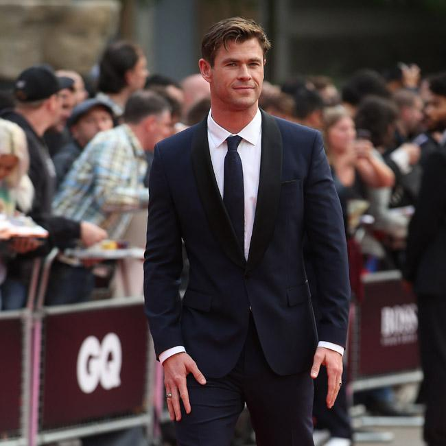 Chris Hemsworth not allowed to do interviews with Chris Evans