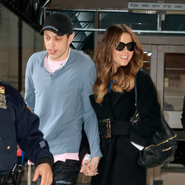 Kate Beckinsale and Pete Davidson are 'over'