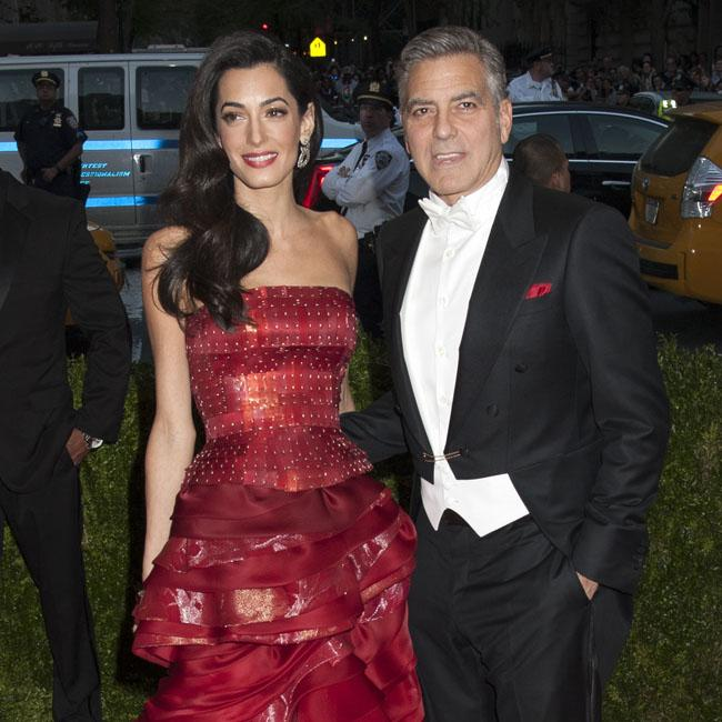 George Clooney has daily security risks