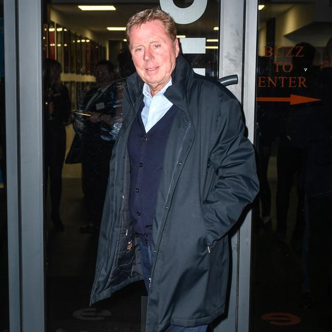 Harry Redknapp jokes son Jamie flirted with juror in tax trial