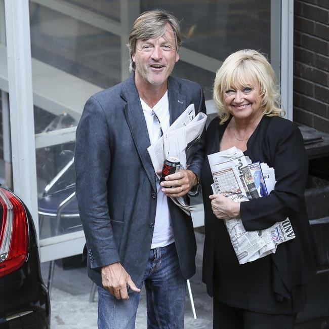 Judy Finnigan nearly died after vomiting litre of blood
