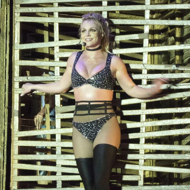 Britney Spears will perform again soon