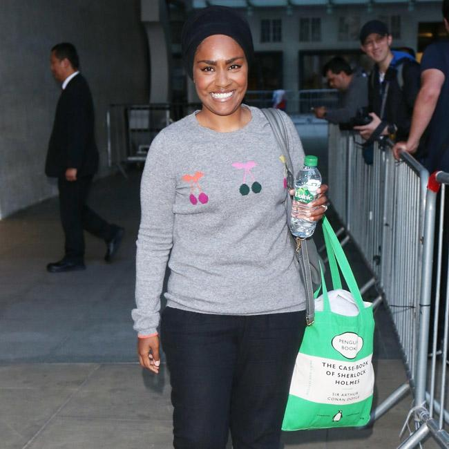 Nadiya Hussain triggered by toilets because of traumatic bullying