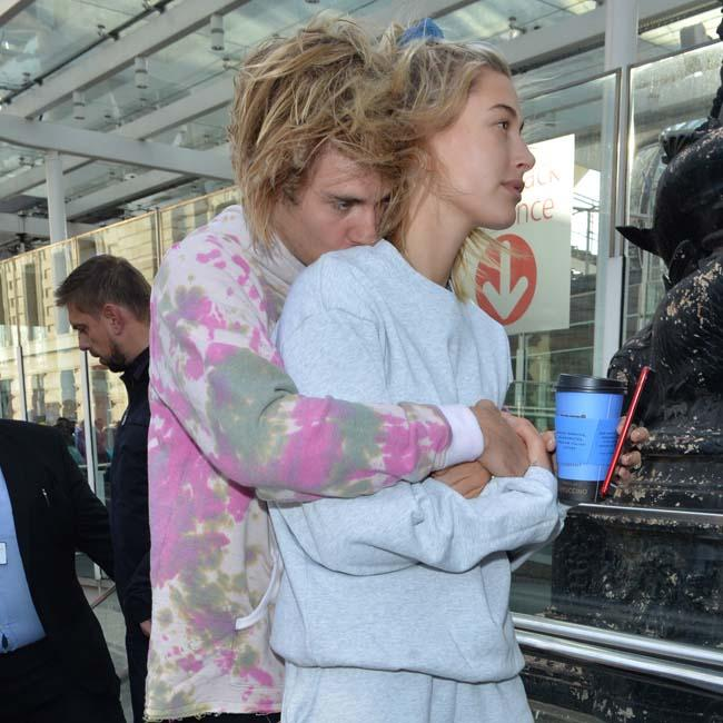 Justin and Hailey Bieber putting mental health first