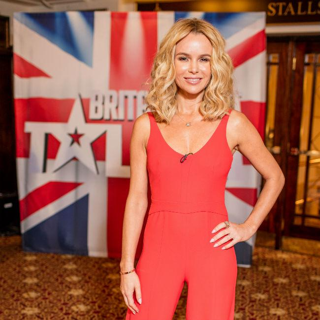 Amanda Holden feared she would get fired after Britain's Got Talent F-bomb
