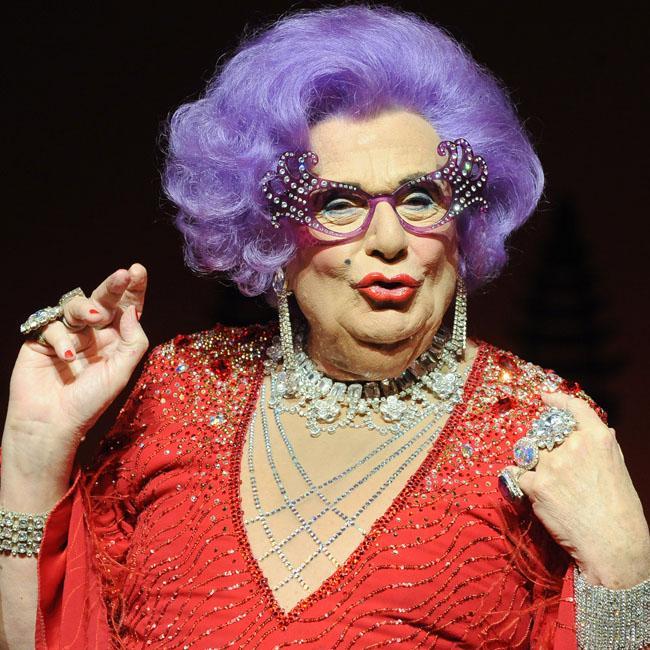Dame Edna Everage lands BBC special