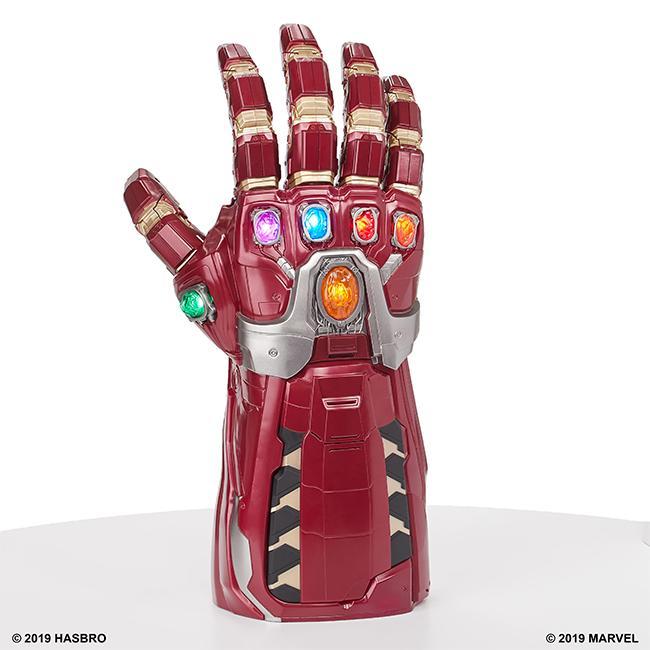 Hasbro unveil more 'Avengers: Endgame' toys