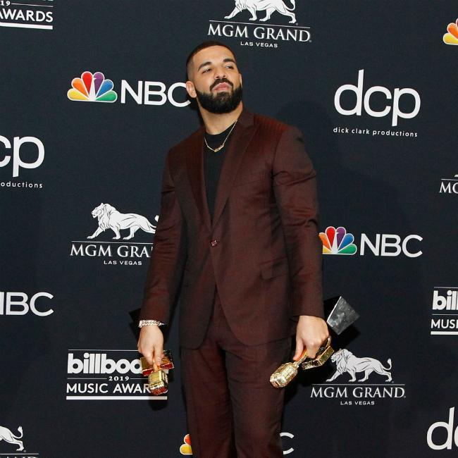 Drake makes history at Billboard Music Awards 2019
