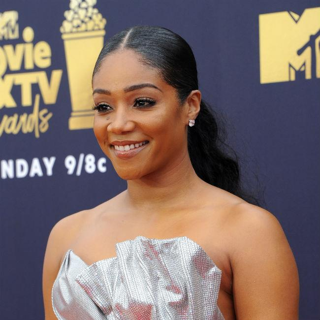TIffany Haddish 'full of joy' after revealing post on homelessness