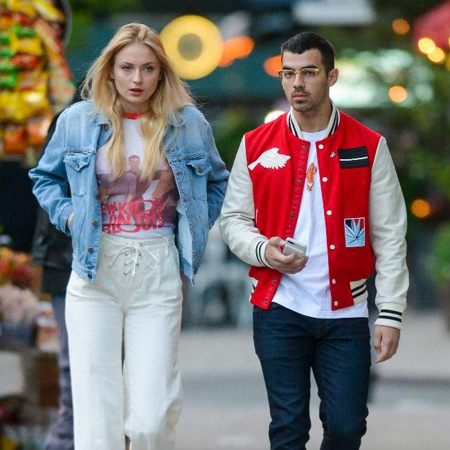 Sophie Turner saved by Joe Jonas