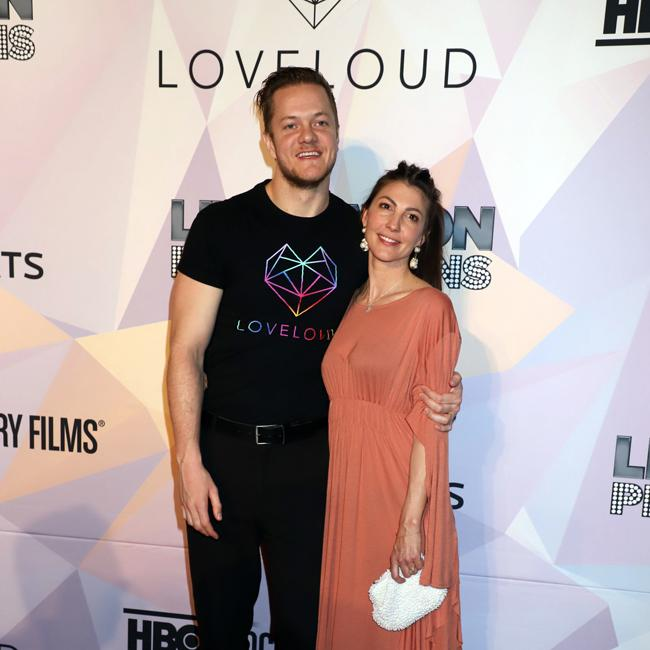 Dan Reynolds is going to marriage counselling with his wife Aja Volkman