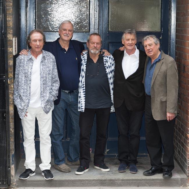 Monty Python 50th anniversary plans revealed