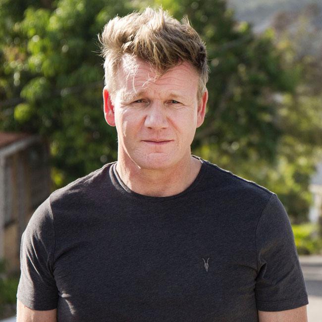 Gordon Ramsay lands six-part cooking adventure series