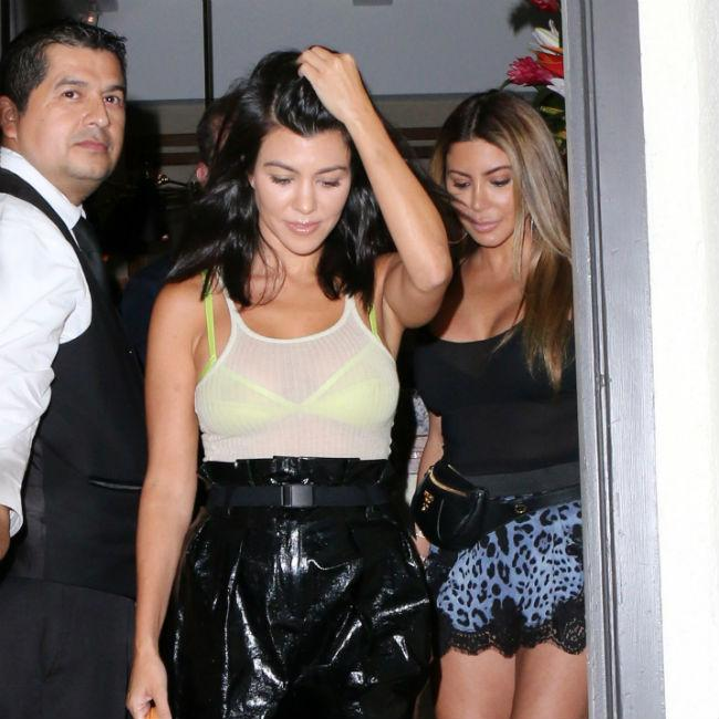 Kourtney Kardashian explains holiday with Scott Disick and Sofia Richie