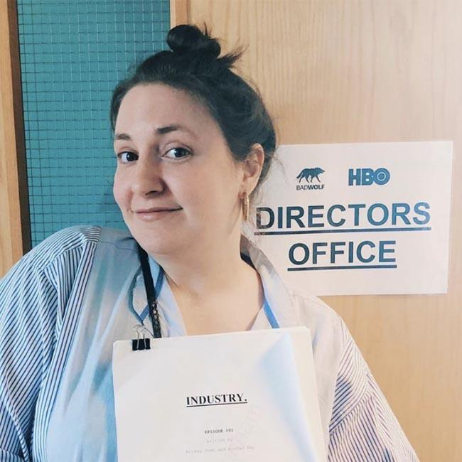 Lena Dunham living in Cardiff to work on new HBO series Industry