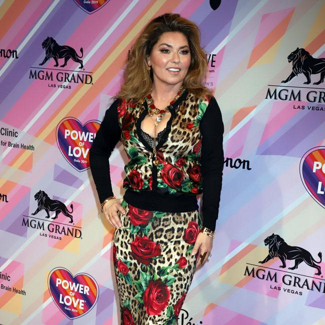 Shania Twain feels privileged to have Las Vegas residency