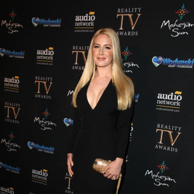 Heidi Montag wouldn't leave son's side for a year