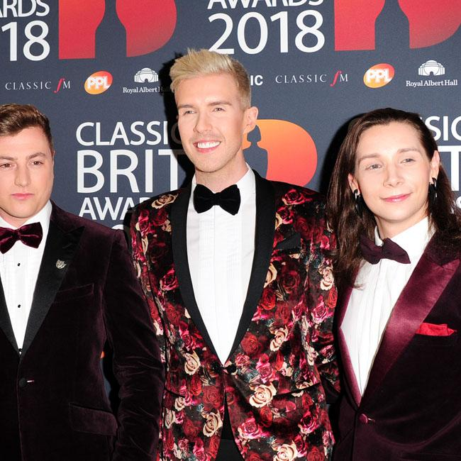 Collabro wanted for Britain's Got Talent: Champions