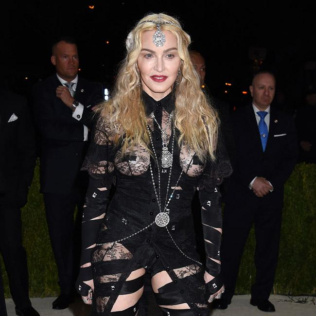 Madonna was offered record deal for sex