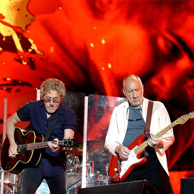 The Who announces The Who @ 52 pop-up
