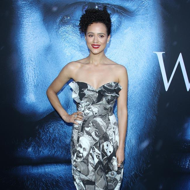 Nathalie Emmanuel fears she underwhelms people