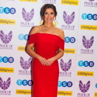 Kym Marsh touched by daughter's tribute