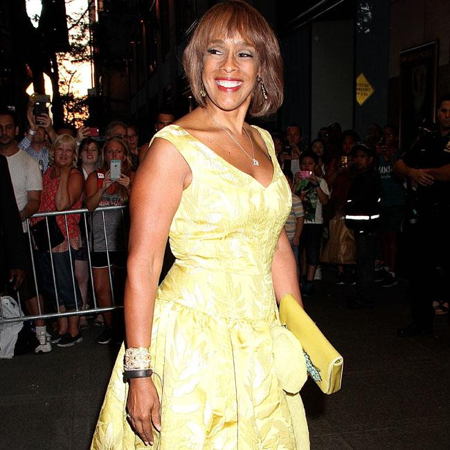 Loyal friends Gayle King and Oprah Winfrey