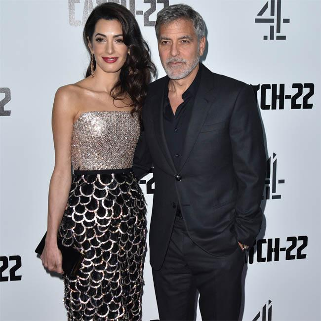 George Clooney 'can't imagine being more in love'