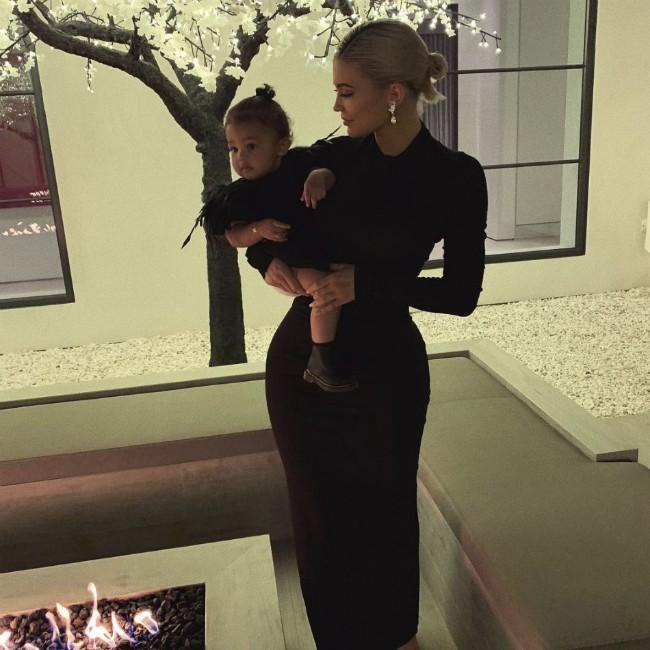 Kylie Jenner's daughter had 'food-related' reaction