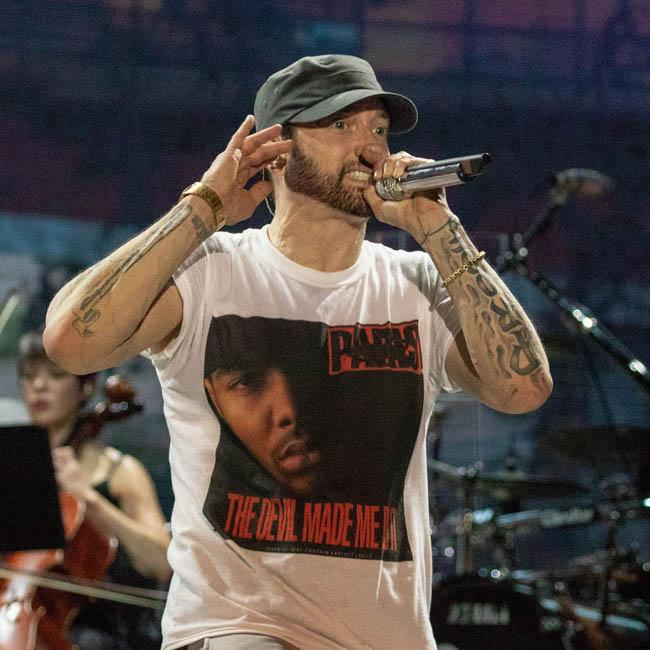Eminem's father has died